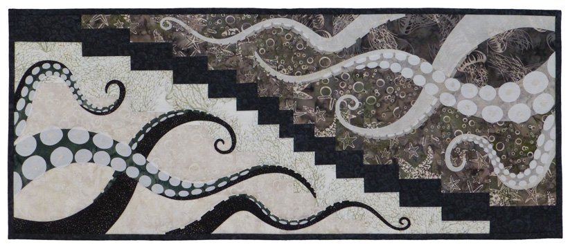 Octopus Attract Tablerunner
