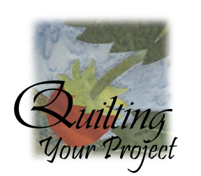 Quilting Your Design Link